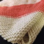 Made By You - blog post - knitting for coming out of the mist - scarf